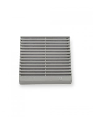 AIR VENT 184X184 GREY KP 05.3